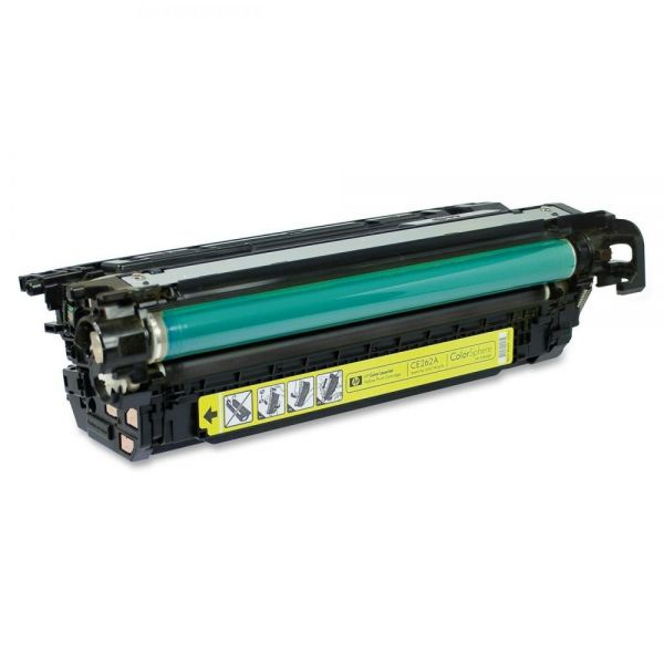 West Point Products Remanufactured HP CE262A Yellow Toner Cartridge