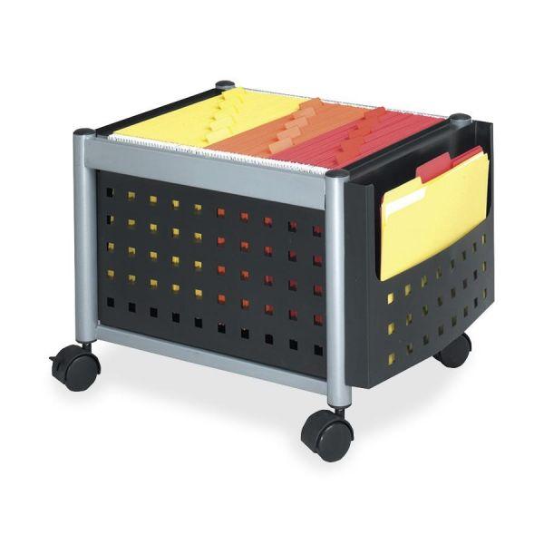 Safco Mini-Scoot Mobile File Cart
