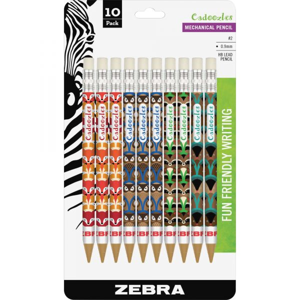 Zebra Cadoozles 0.7 Mechanical Pencils