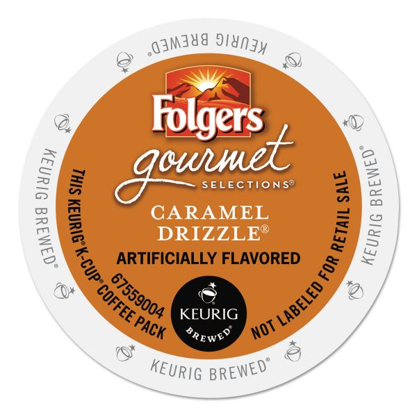 Folgers Caramel Drizzle Coffee K-Cups