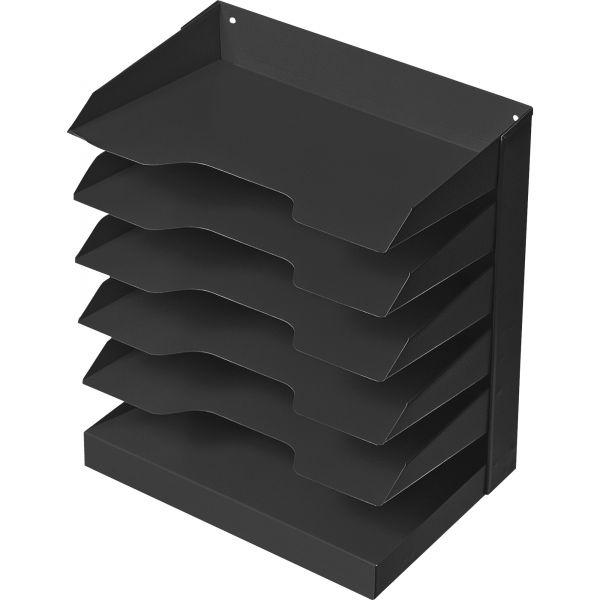 SKILCRAFT Horizontal Desktop File Organizer