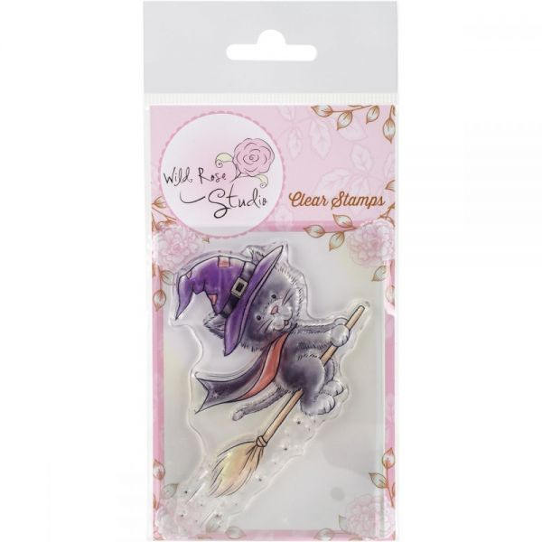 "Wild Rose Studio Ltd. Clear Stamp 3.5""X3"""