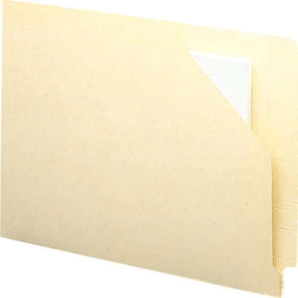 Smead End Tab File Folder Jackets