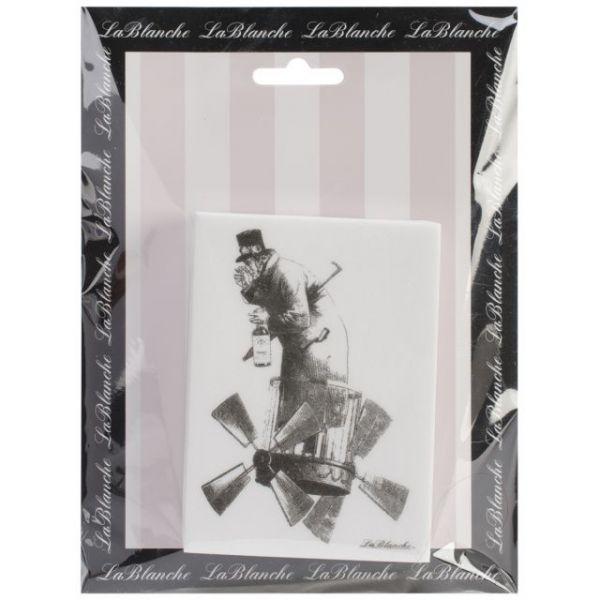 "LaBlanche Silicone Stamp 4.25""X3"""