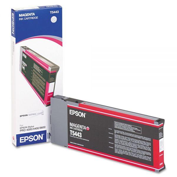 Epson T544300 Magenta Ink Cartridge