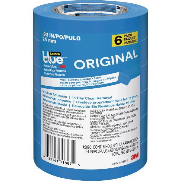 Scotch Blue Multi-Surface Painter's Tape