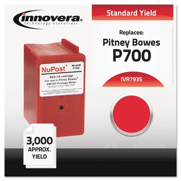 Innovera Remanufactured Pitney Bowes P700 Ink Cartridge