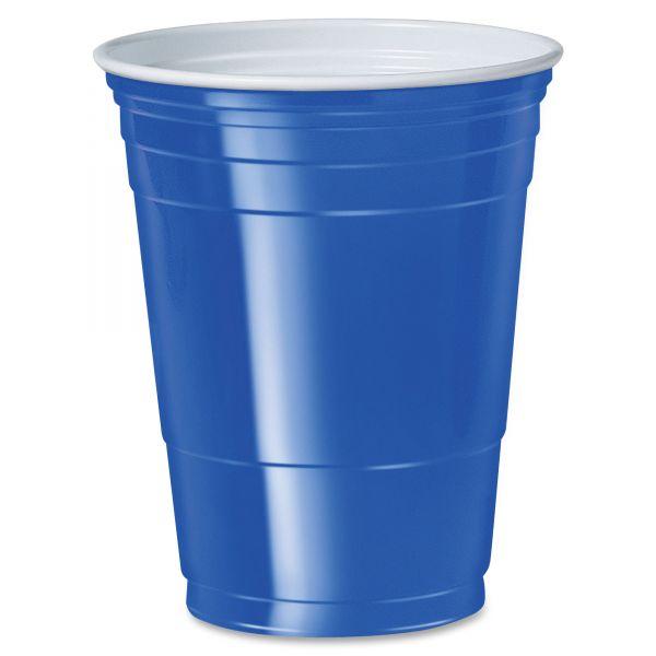 SOLO 16 oz Plastic Cups