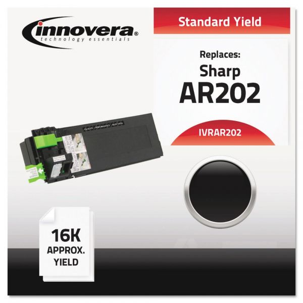 Innovera Remanufactured Sharp AR202 Toner Cartridge