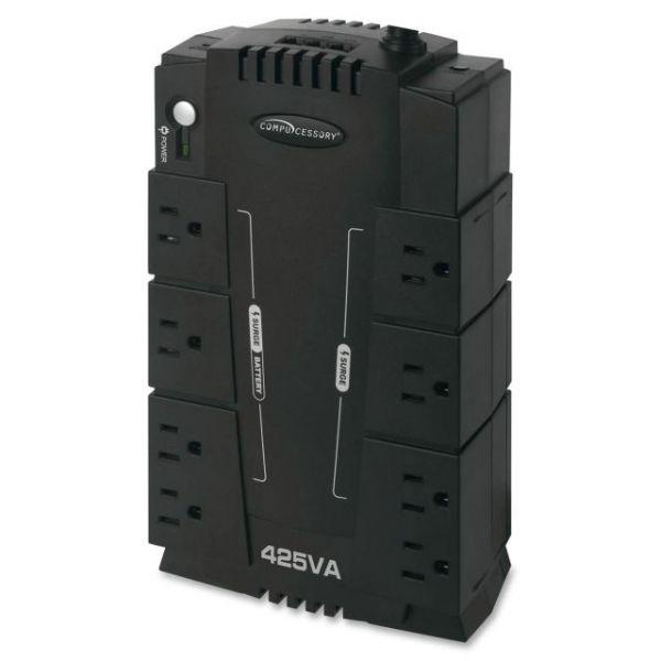 Compucessory 425VA Standby UPS