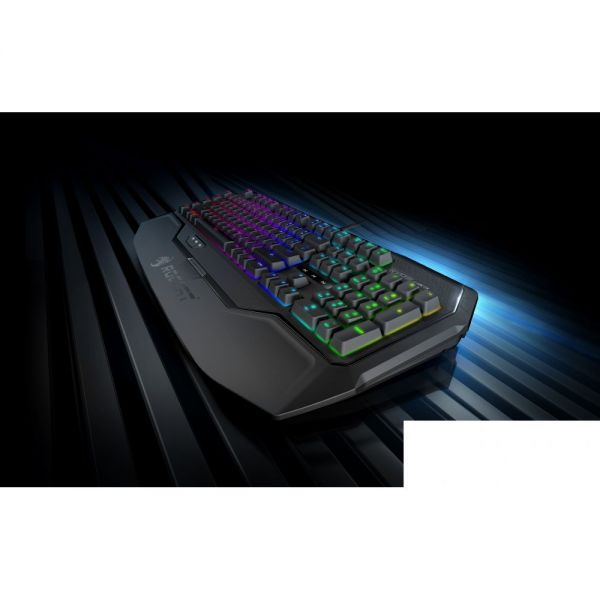 Roccat Ryos MK FX - Mechanical Gaming Keyboard With Per-Key RGB Illumination