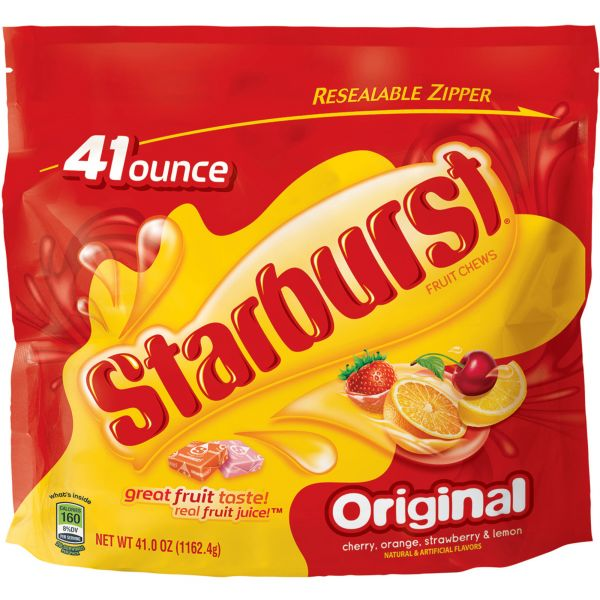Starburst Original Chewy Fruit Candy