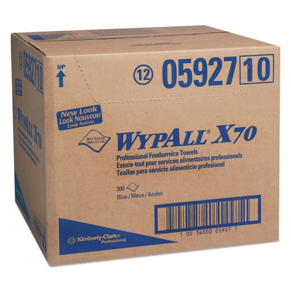 WYPALL X70 Foodservice Towels