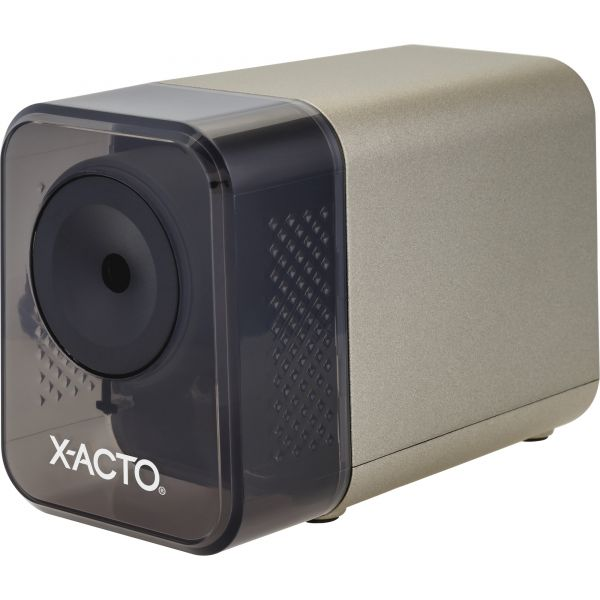 X-ACTO XLR Office Electric Pencil Sharpener, Putty