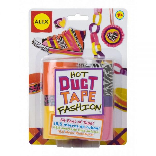 ALEX Toys Do-It-Yourself Hot Duct Tape Fashion Kit