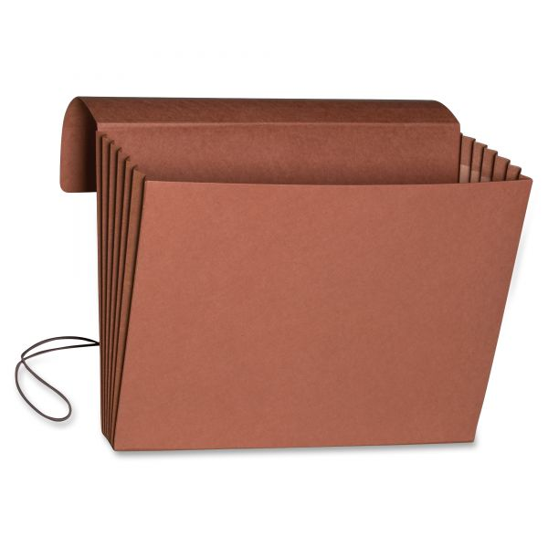 Smead Extra Wide Expanding Wallets with Elastic Cord