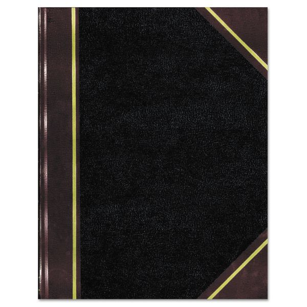 Rediform Hard Cover Record Book w/ Margin