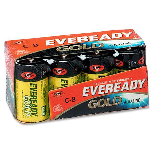 Eveready Gold Alkaline C Batteries