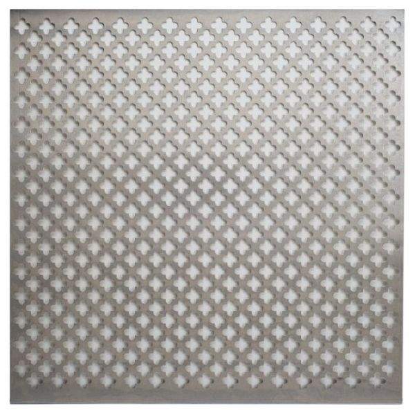 "Aluminum Metal Sheet 12""X12"""