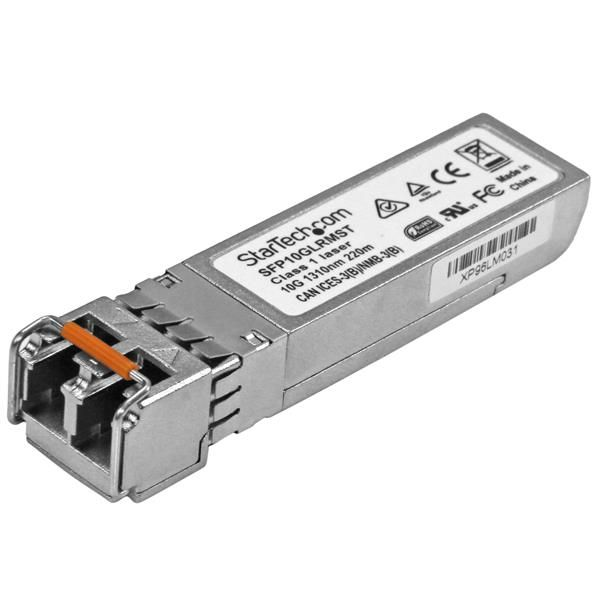 StarTech.com 10 Gigabit Fiber SFP+ Transceiver Module - Cisco SFP-10G-LR Compatible - SM LC - 10 km - Mini GBIC