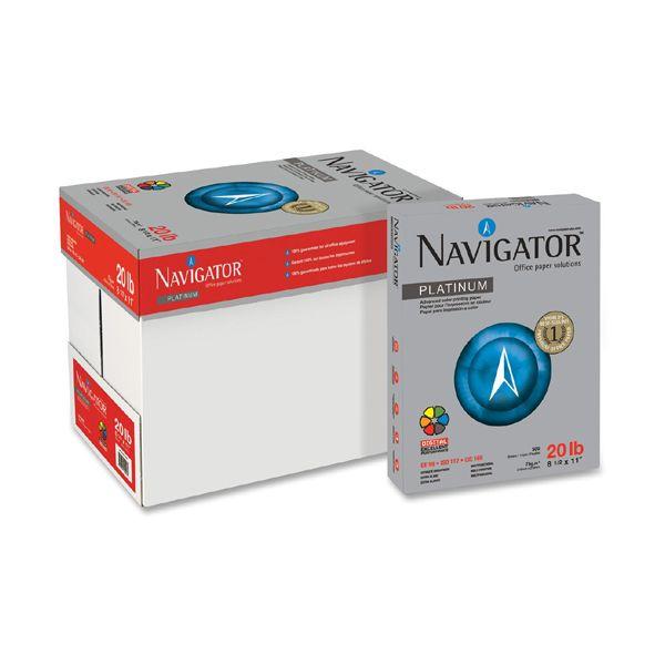 Navigator Platinum Multi-Purpose White Copy Paper