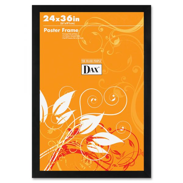 """DAX 24"""" x 36"""" Wood Poster Frame"""