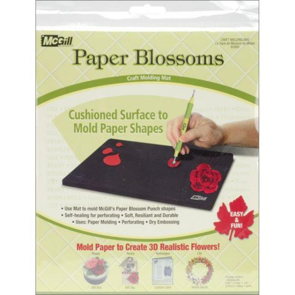 Paper Blossoms Molding Mat