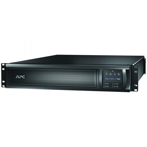 APC by Schneider Electric Smart-UPS X SMX3000RMLV2U 3000 VA Rack-mountable UPS