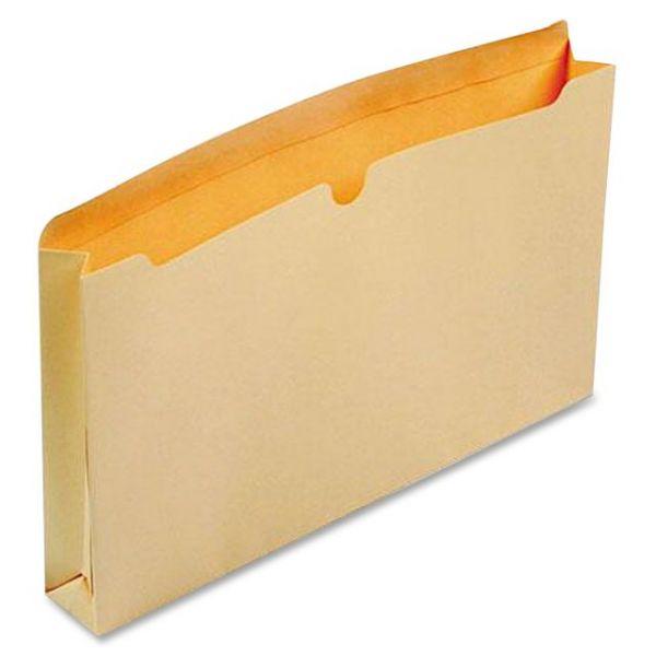 S J Paper Reinforced Top File Jackets