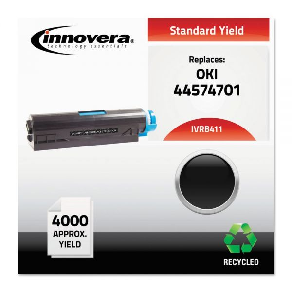 Innovera Remanufactured Oki 44574701 (B411) Toner Cartridge