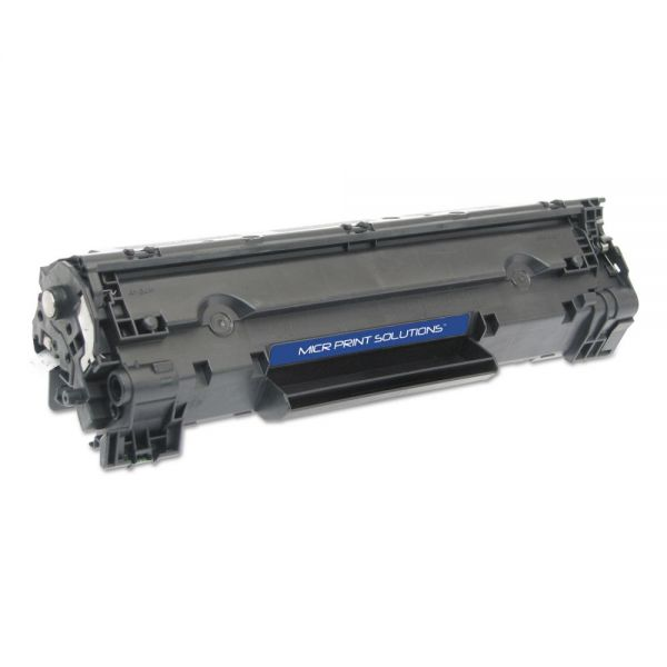 MICR Print Solutions Compatible HP 83A (CF283A(M)) MICR Toner Cartridge