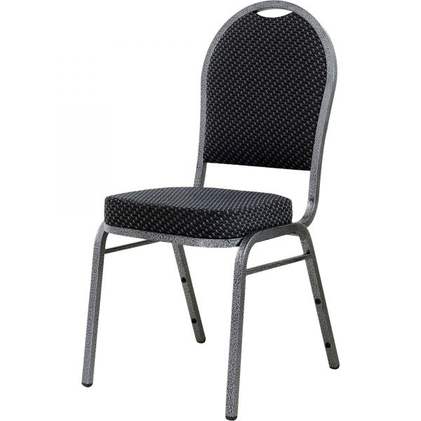 Lorell Upholstered Stacking Chairs