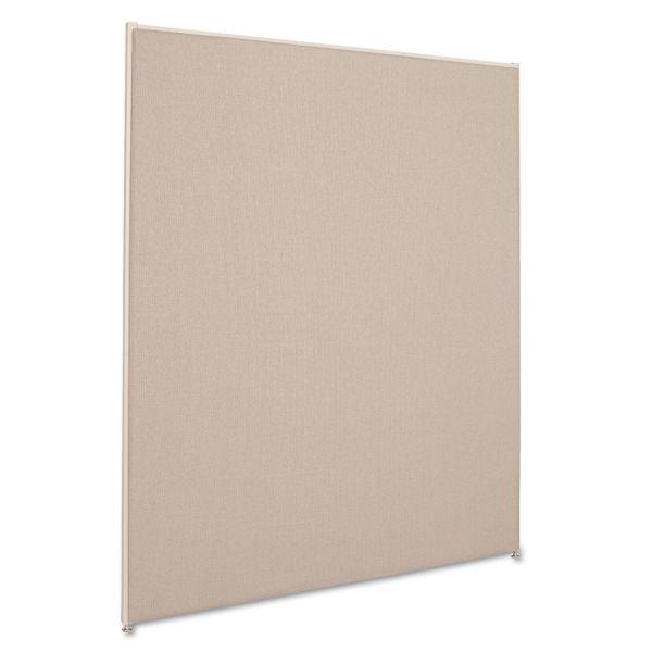 HON Versé Office Panel, 48w x 60h, Gray