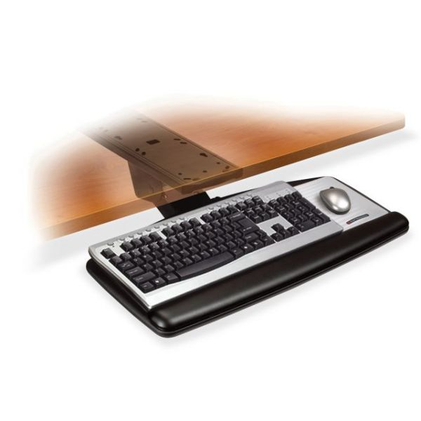 3M AKT170LE Adjustable Keyboard Tray