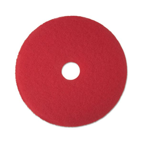 3M Red Buffer Pads