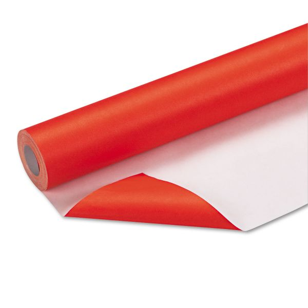 "Pacon Fadeless Paper Roll, 48"" x 50 ft., Orange"