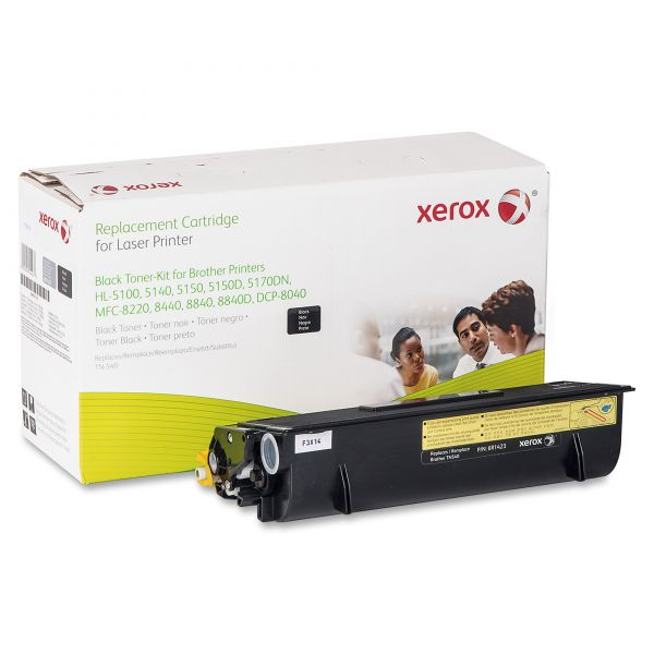 Xerox Remanufactured Brother TN-540 Toner Cartridge