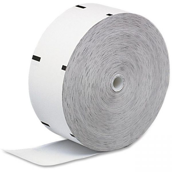 PM Company Thermal Paper Rolls with Sensemark