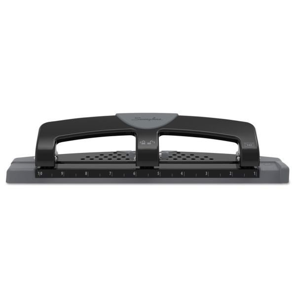Swingline SmartTouch 3-Hole Punch
