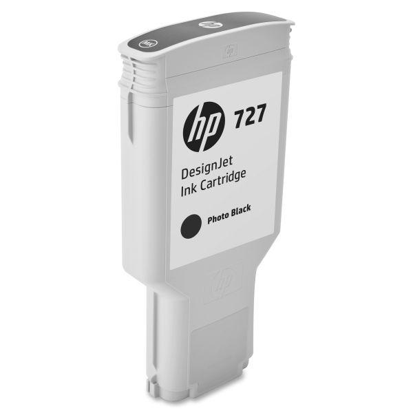 HP 727 Gray Ink Cartridge (F9J79A)