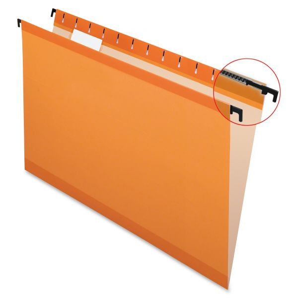 Pendaflex SureHook Poly Laminate Hanging Folders