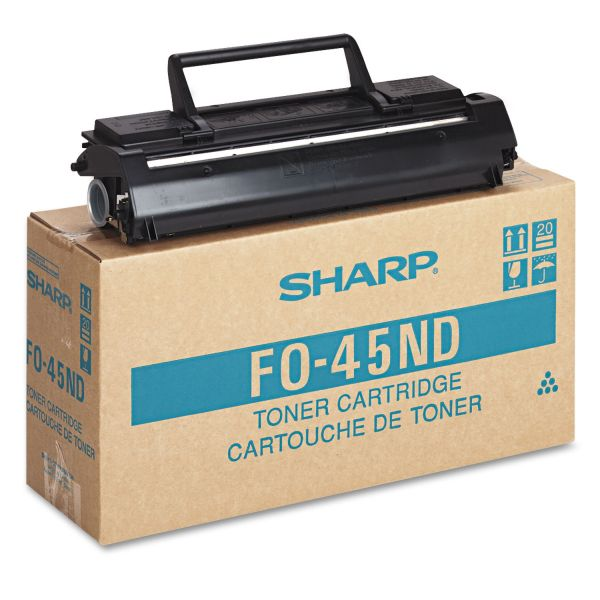 Sharp FO45ND Black Toner Cartridge
