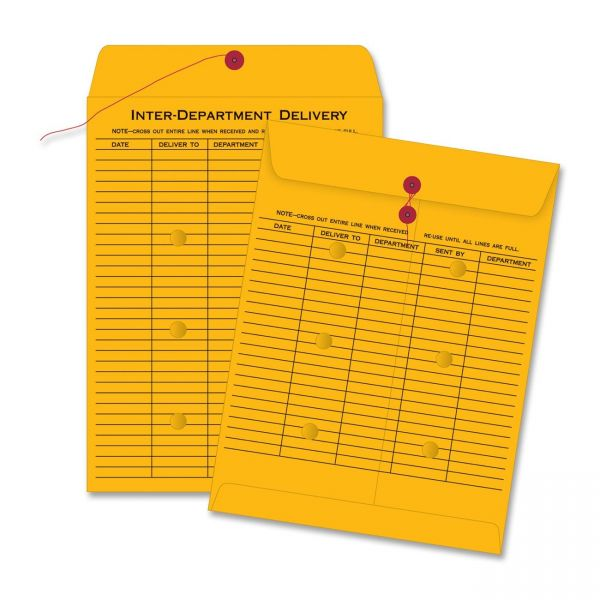 Quality Park Standard Inter-Department Envelopes