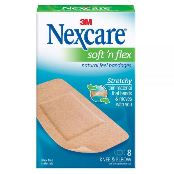 "Nexcare Soft 'n Flex Bandages, 2"" x 4"""