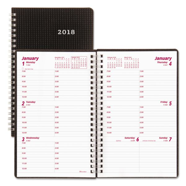 Brownline DuraFlex Weekly Appointment Book