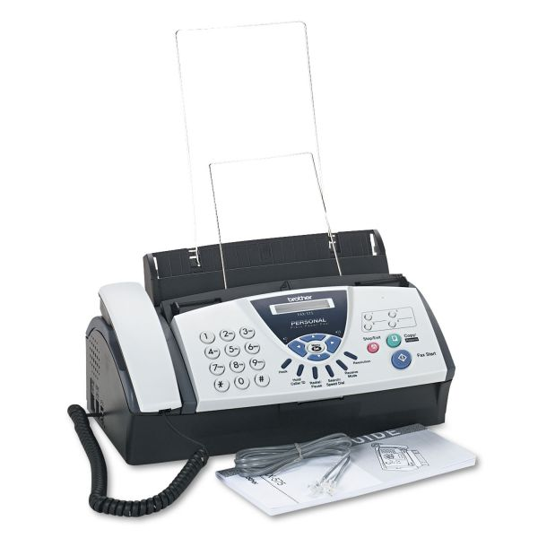 Brother Personal FAX-575 Fax Machine
