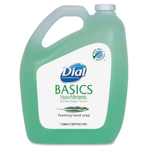 Dial Basics Foaming Hand Soap Refill