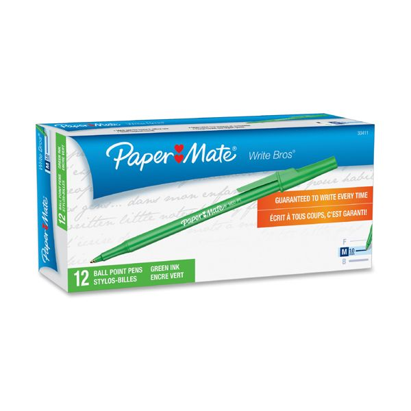Paper Mate Write Bros Ballpoint Pens