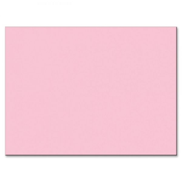 Pacon Tru-Ray Sulphite Pink Construction Paper