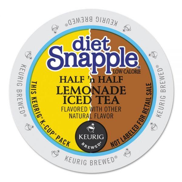 Snapple Diet Half 'n Half K-Cups
